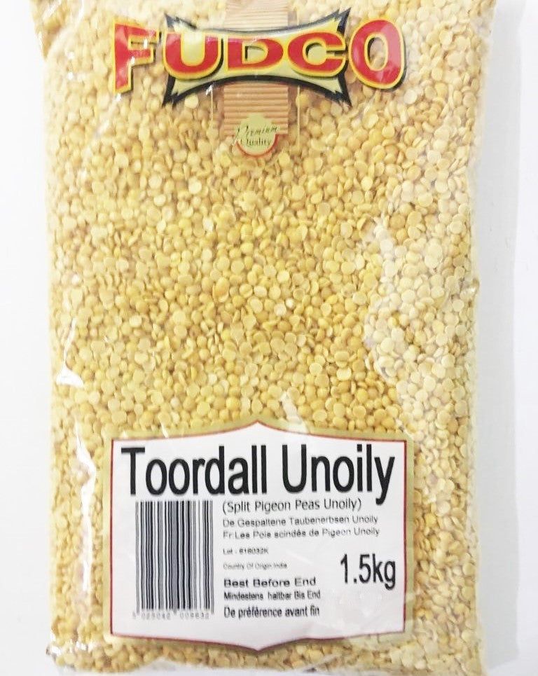 Fudco Toordall Unoily 1.5 kg - Sabadda - Indian Online Grocery Store in UK