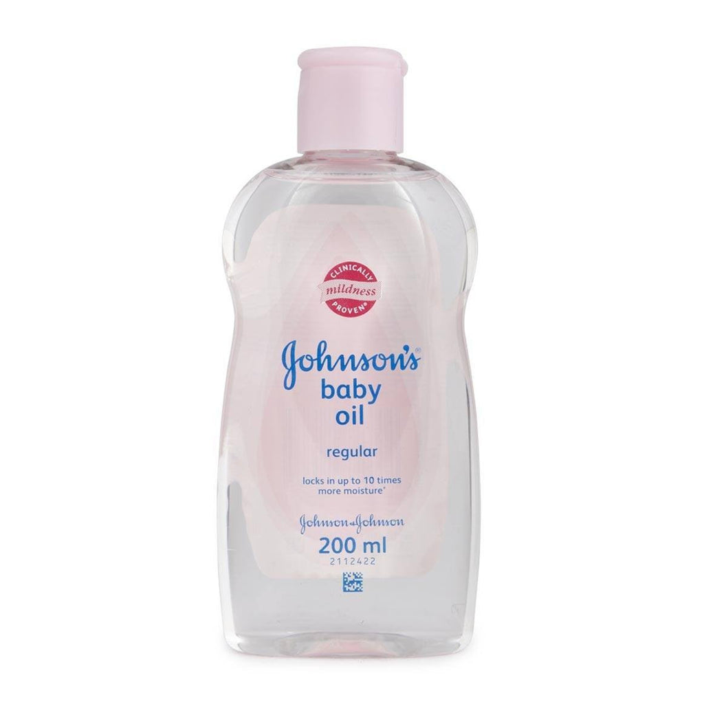 Johnson's Baby Oil 200 ml - Sabadda - Indian Online Grocery Store in UK