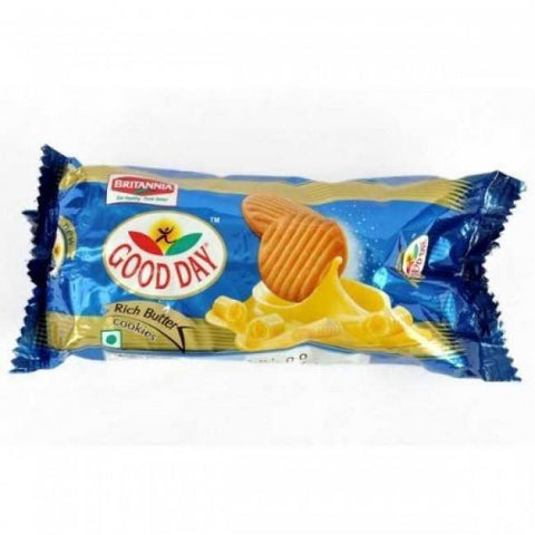 Britannia Good Day Rich Butter Cookies 75 gm - Sabadda - Indian Online Grocery Store in UK