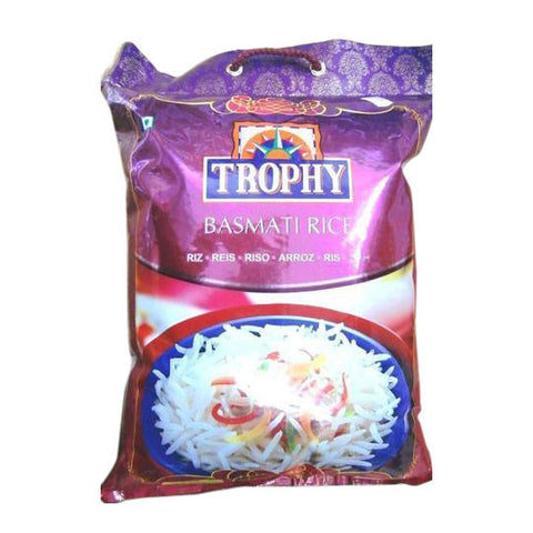 Trophy Basmati Rice 5 kg - Sabadda - Indian Online Grocery Store in UK