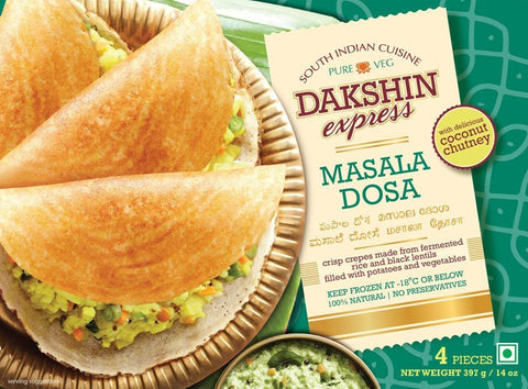 Haldiram's Masala Dosa 397 gm - Sabadda - Indian Online Grocery Store in UK