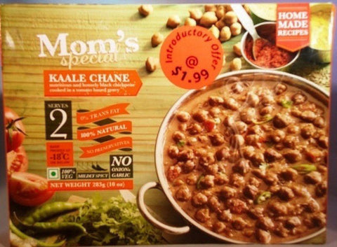 Mom's Special Kaale Chane 283 gm - Sabadda - Indian Online Grocery Store in UK