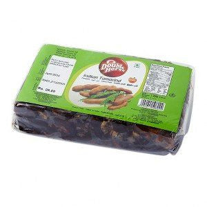 Double Horse Indian Tamarind 200 gm - Sabadda - Indian Online Grocery Store in UK