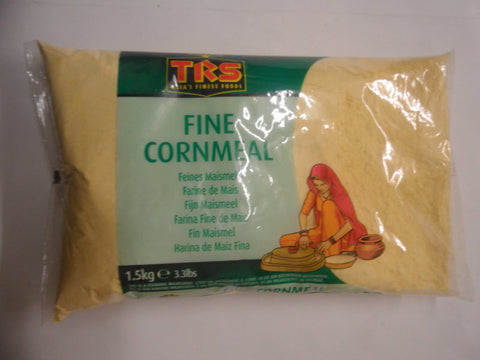TRS Fine Cornmeal 1.5 kg - Sabadda - Indian Online Grocery Store in UK