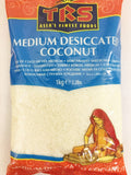TRS Desiccated Coconut (Medium) 1kg - SabAdda - Asian Grocery Store