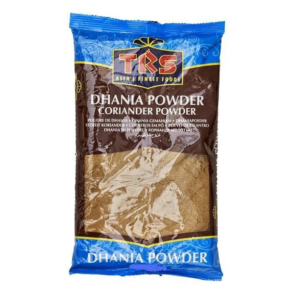 TRS Dhania Powder (Indori) 100 gm - Sabadda - Indian Online Grocery Store in UK