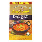 Annapurna Dal Fry Masala 100 gm - Sabadda - Indian Online Grocery Store in UK
