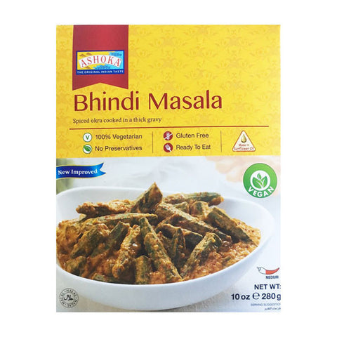 Ashoka Bhindi Masala 280 gm - Sabadda - Indian Online Grocery Store in UK