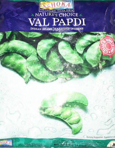 Ashoka Farm Fresh Val Papdi Indian Peas 310 gm - SabAdda - Asian Grocery Store