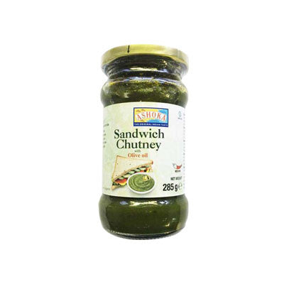 Ashoka Sandwich Chutney with Olive Oil 285 gm - Sabadda - Indian Online Grocery Store in UK