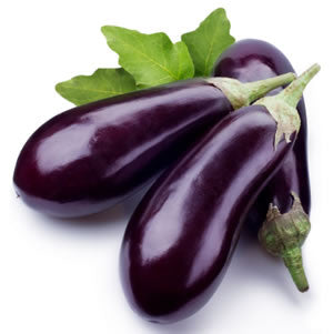 Indian Aubergine (Brinjal) 500 gm - SabAdda - Asian Grocery Store