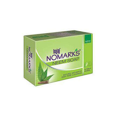Bajaj Nomarks Neem Soap 75 gm - Sabadda - Indian Online Grocery Store in UK