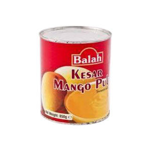 Balah Kesar Mango Pulp 850 gm - Sabadda - Indian Online Grocery Store in UK