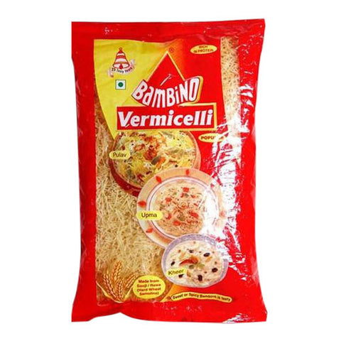 Bambino Vermicelli 500 gm - Sabadda - Indian Online Grocery Store in UK
