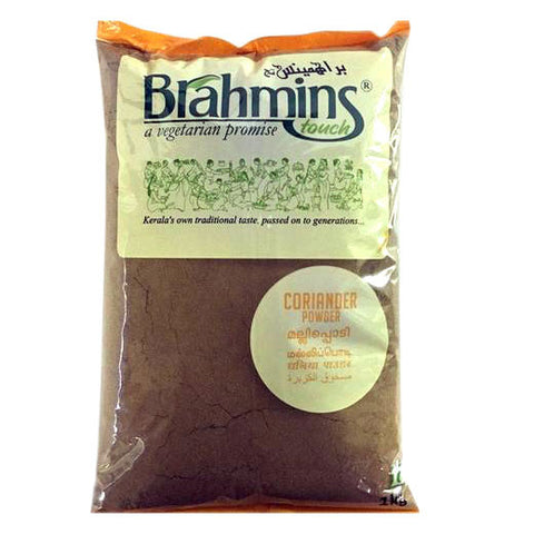 Brahmins Coriander Powder 1 kg - Sabadda - Indian Online Grocery Store in UK