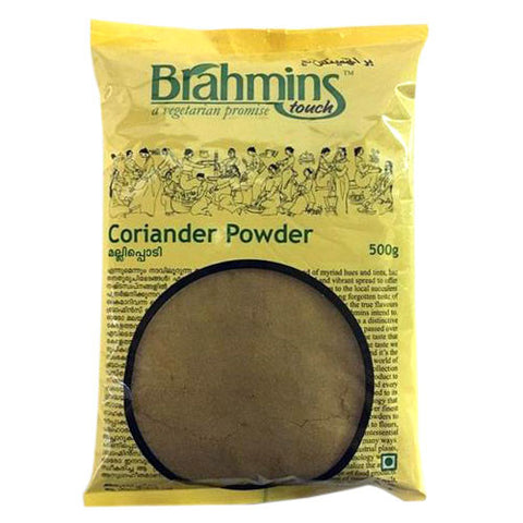 Brahmins Coriander Powder 500 gm - Sabadda - Indian Online Grocery Store in UK