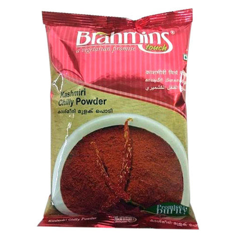 Brahmins Kashmiri Chilly Powder 250 gm - Sabadda - Indian Online Grocery Store in UK