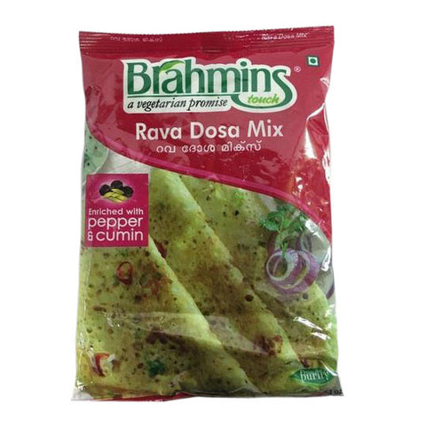 Brahmins Rava Dosa Mix 500 gm - Sabadda - Indian Online Grocery Store in UK
