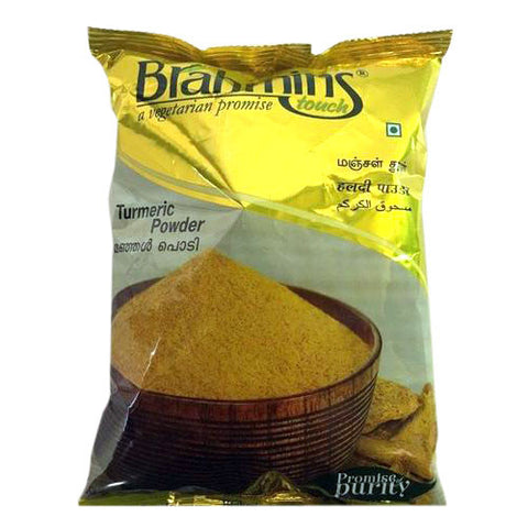 Brahmins Turmeric Powder 250 gm - Sabadda - Indian Online Grocery Store in UK