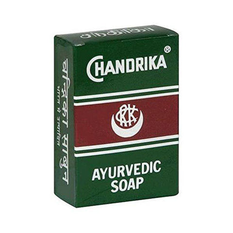 Chandrika Ayurvedic Soap 75 gm - Sabadda - Indian Online Grocery Store in UK