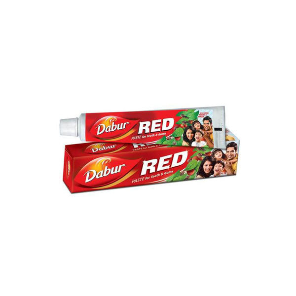 Dabur Red Tooth Paste 200 gm - Sabadda - Indian Online Grocery Store in UK