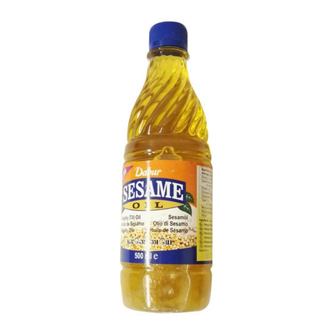 Dabur Pure Sesame Oil 500 ml - Sabadda - Indian Online Grocery Store in UK