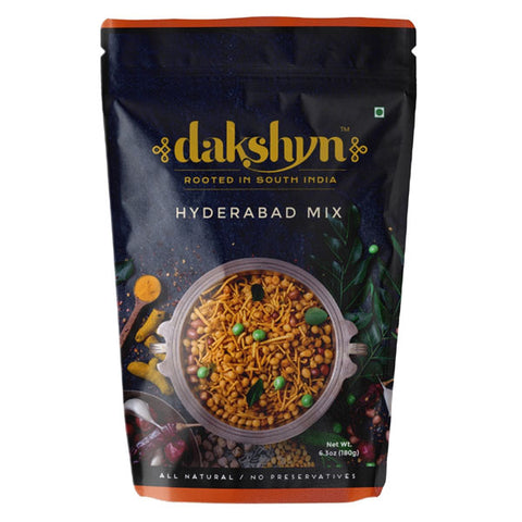 Dakshyn Hyderabad Mix 180 gm - Sabadda - Indian Online Grocery Store in UK