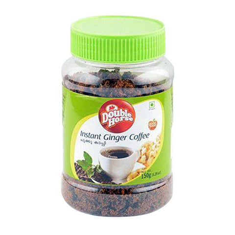 Double Horse Instant Ginger Coffee 150 GM - SabAdda - Asian Grocery Store