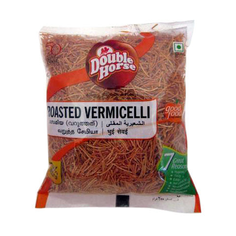 Double Horse Roasted Vermicelli 500 gm - Sabadda - Indian Online Grocery Store in UK