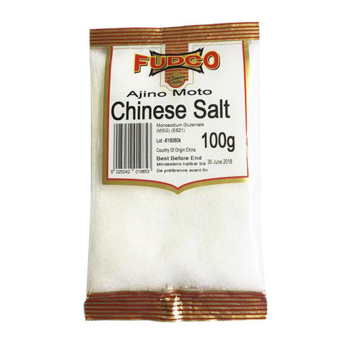 Fudco Ajino Moto Chinese Salt 100 gm - Sabadda - Indian Online Grocery Store in UK