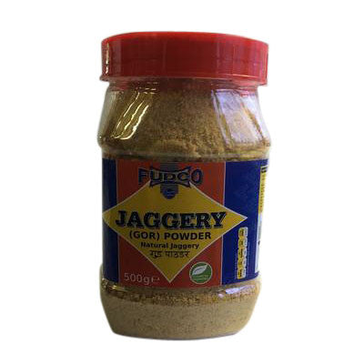 Fudco Jaggery (Gor) Powder 500 gm - Sabadda - Indian Online Grocery Store in UK