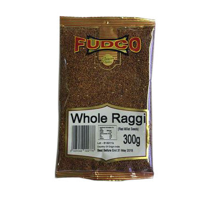 Fudco Whole Raggi 300 gm - Sabadda - Indian Online Grocery Store in UK