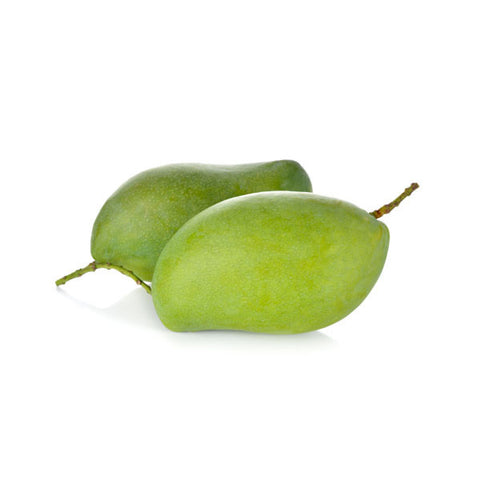 Ghana Raw Mango Approx 500 gm - Sabadda - Indian Online Grocery Store in UK
