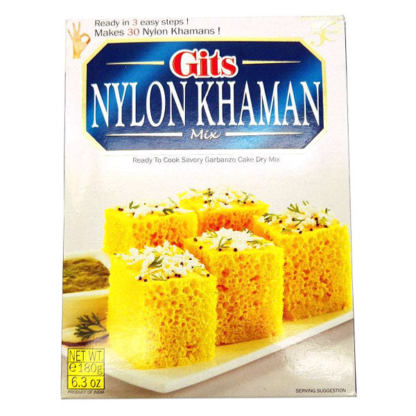 Gits Nylon Khaman Mix 180 gm - Sabadda - Indian Online Grocery Store in UK