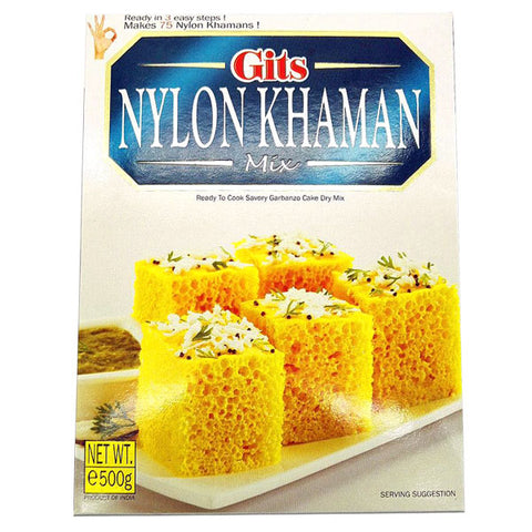 Gits Nylon Khaman Mix 500 gm - Sabadda - Indian Online Grocery Store in UK
