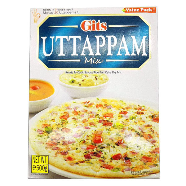 Gits Uttappam Mix 500 gm - Sabadda - Indian Online Grocery Store in UK