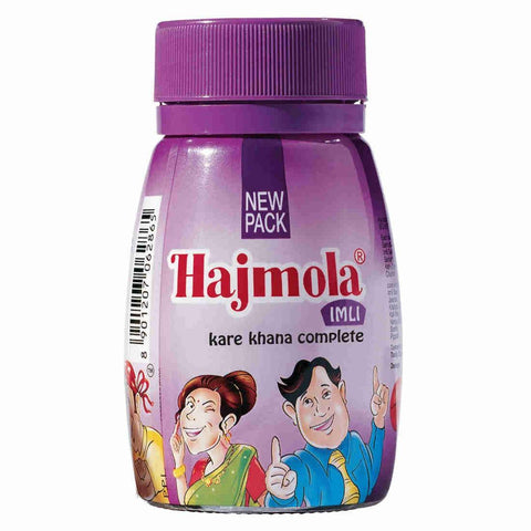Hajmola Imli 120 Tablets - Sabadda - Indian Online Grocery Store in UK