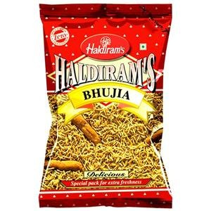 Haldiram's Bhujia 200 gm - Sabadda - Indian Online Grocery Store in UK