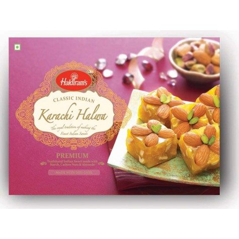 Haldiram's Karachi Halwa 250 gm - Sabadda - Indian Online Grocery Store in UK