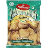 Haldiram's Samosa 200 gm - Sabadda - Indian Online Grocery Store in UK