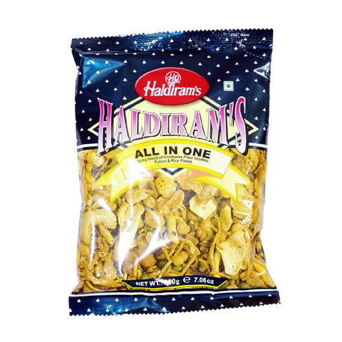 Haldiram's All in One 200 gm - Sabadda - Indian Online Grocery Store in UK