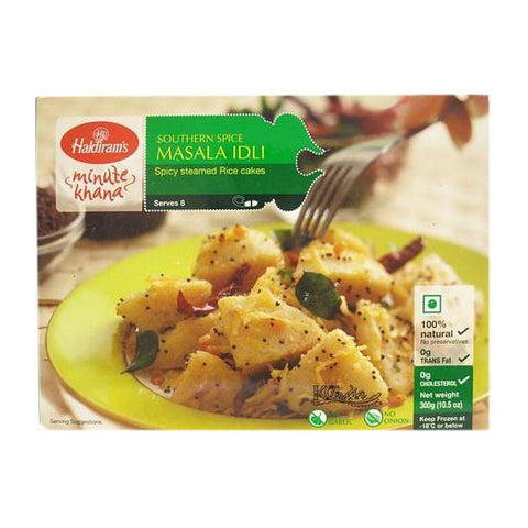 Haldiram's Masala Idli 300 gm - Sabadda - Indian Online Grocery Store in UK