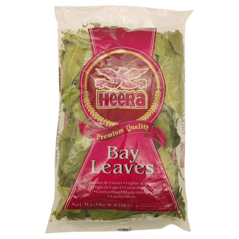 Heera Bay Leaves 50 gm - Sabadda - Indian Online Grocery Store in UK