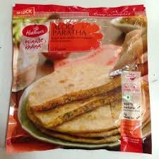 Haldiram's Aloo Paratha 400 gm - Sabadda - Indian Online Grocery Store in UK