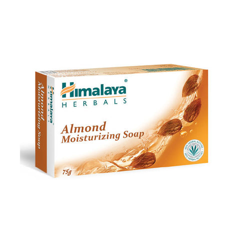 Himalaya Almond Moisturizing Soap 75 gm - SabAdda - Asian Grocery Store