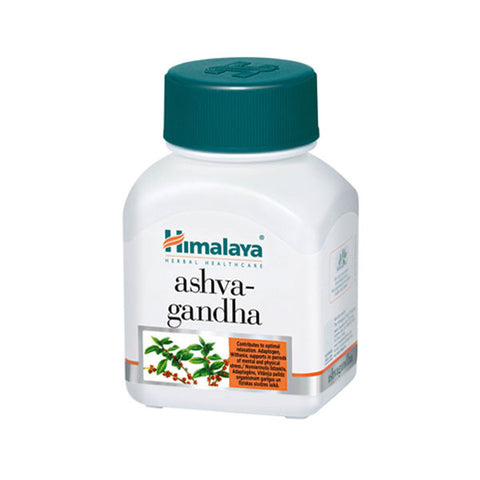 Himalaya Ashvagandha Capsules 60 - Sabadda - Indian Online Grocery Store in UK