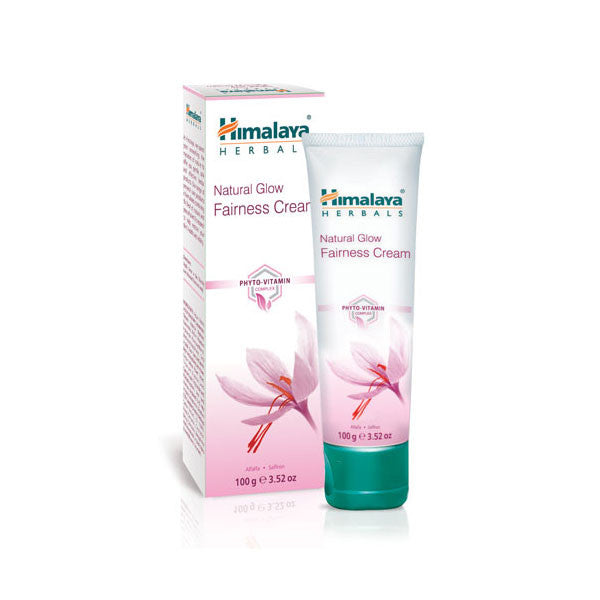 Himalaya Natural Glow Fairness Cream 100 gm - Sabadda - Indian Online Grocery Store in UK