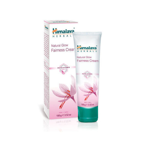 Himalaya Natural Glow Fairness Cream 100 gm - SabAdda - Asian Grocery Store