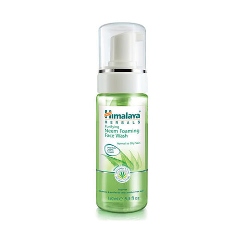 Himalaya Purifying Neem Foaming Face Wash 150 ml - Sabadda - Indian Online Grocery Store in UK
