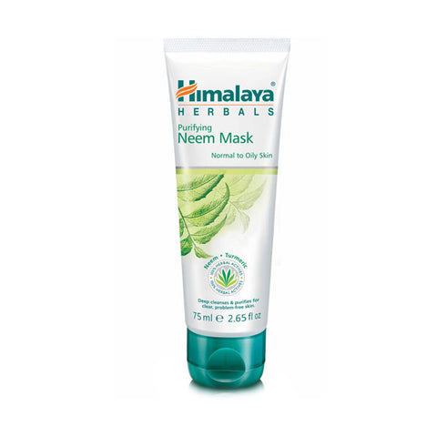 Himalaya Purifying Neem Mask 75 ml - SabAdda - Asian Grocery Store